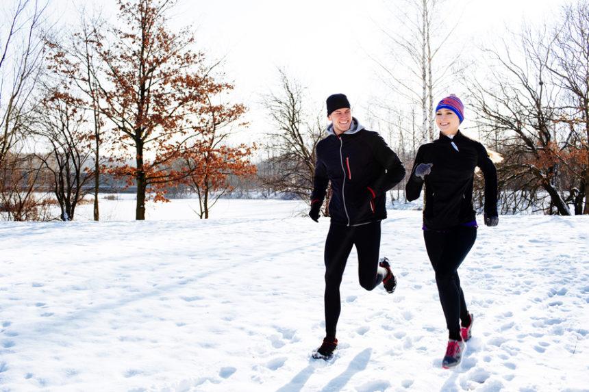 Bežci v zime