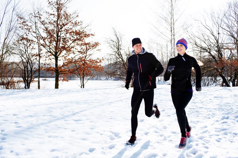 Bežecký tréning v zime - Beh.sk 60248a1ebe3