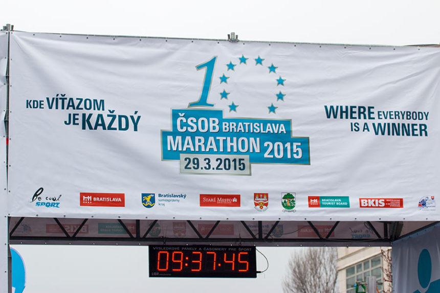 Banner Marathon 2015