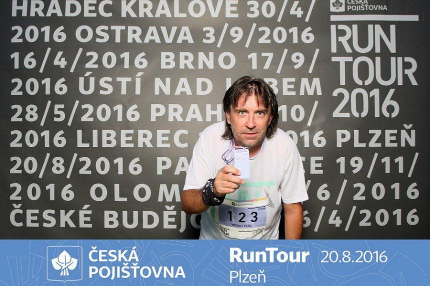 Rudolf Pado, RunTour 2016