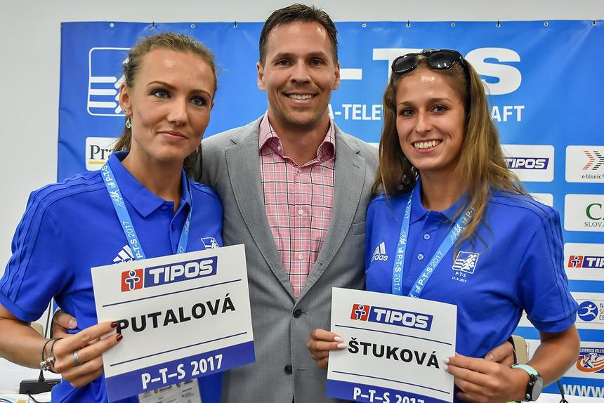 Putalová&Štuková a  Juraj Bača PTS 2017