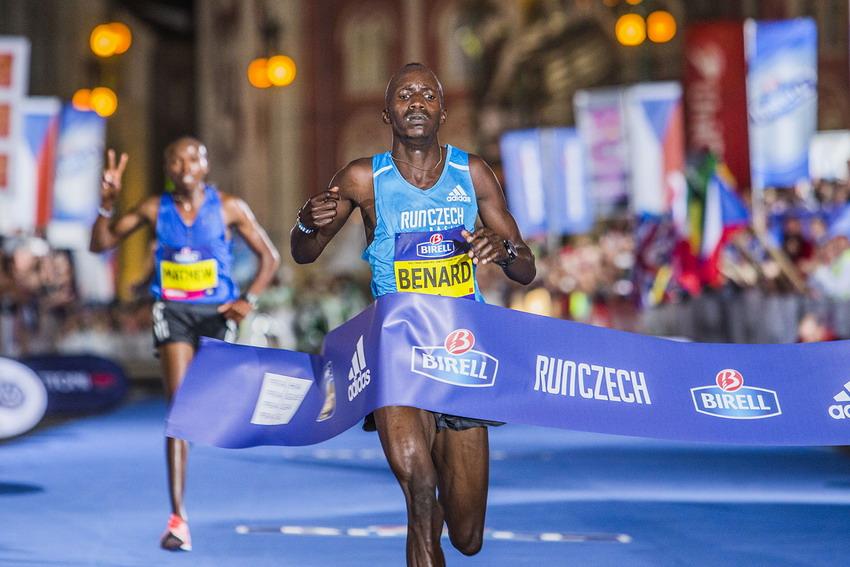 Bernard Kimeli