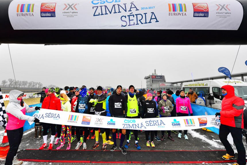 3. ročník ČSOB Bratislava Marathon