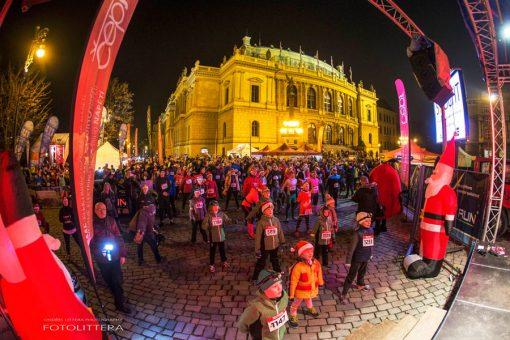 ČEPS Christmas Night Run