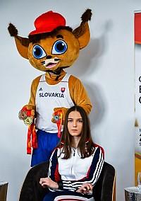 24. ME v krose: Sofia Debnáriková