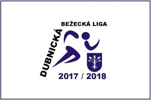 Logo Dubnická Bežecká liga