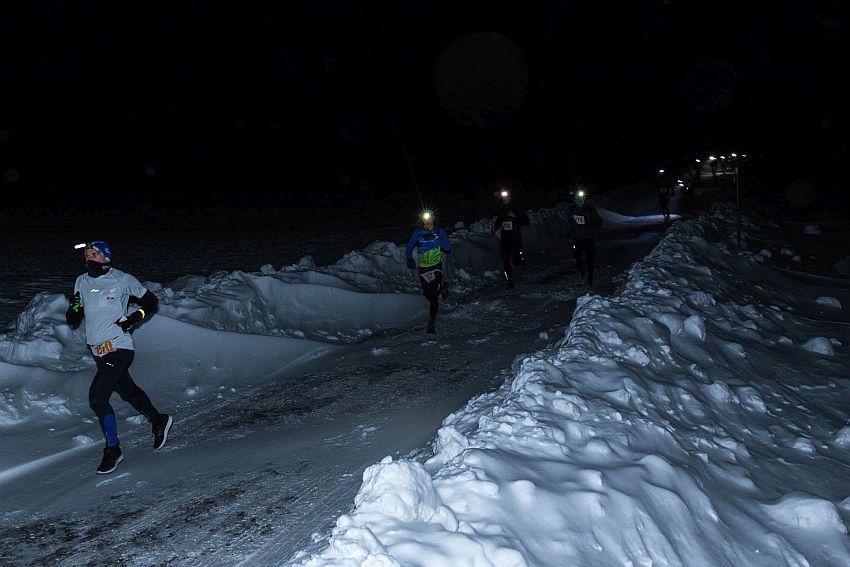 Zimná bežecká séria