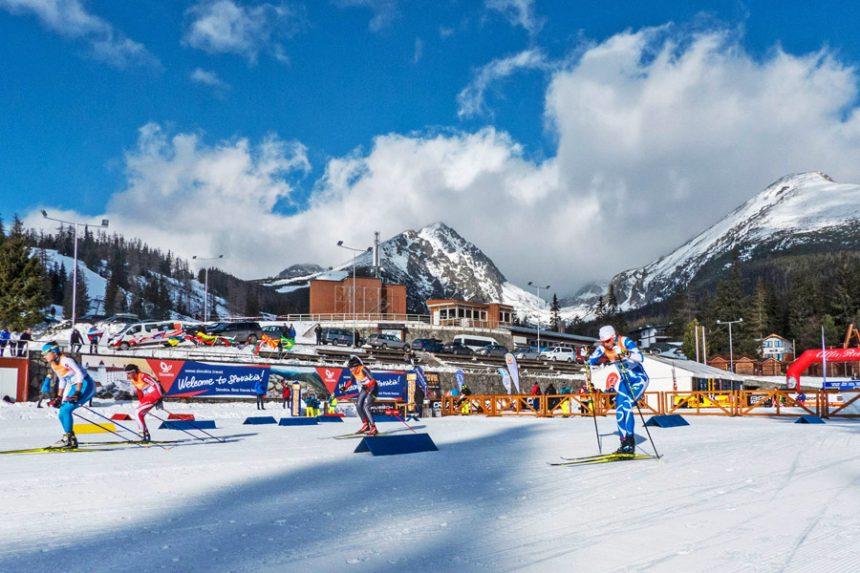 Premiéra nových štátov na 45. ročníku Tatranského pohára v behu na lyžiach