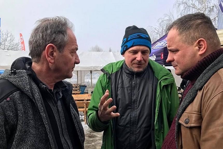 Stupava Winter Trophy 2018 - Juraj Jánošík