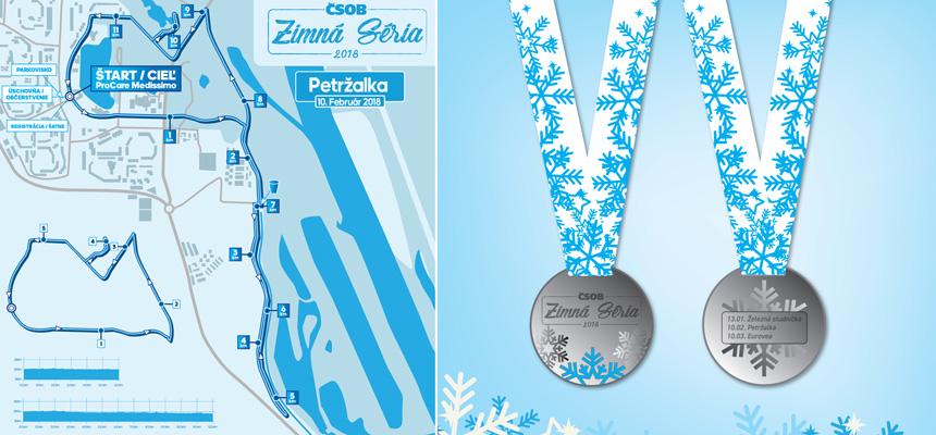 2. Zimná Séria Petržalka
