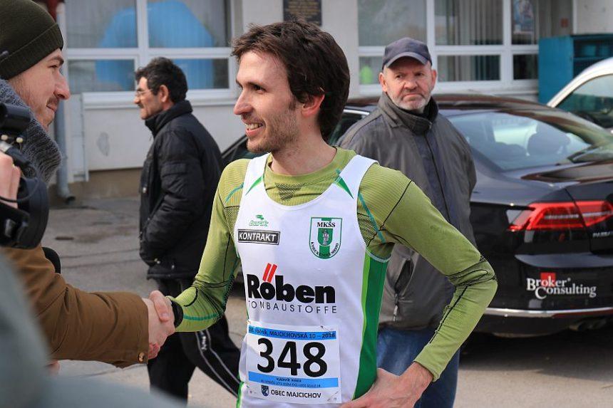 Víťaz Majcichovske 10 - Branislav Šarkan