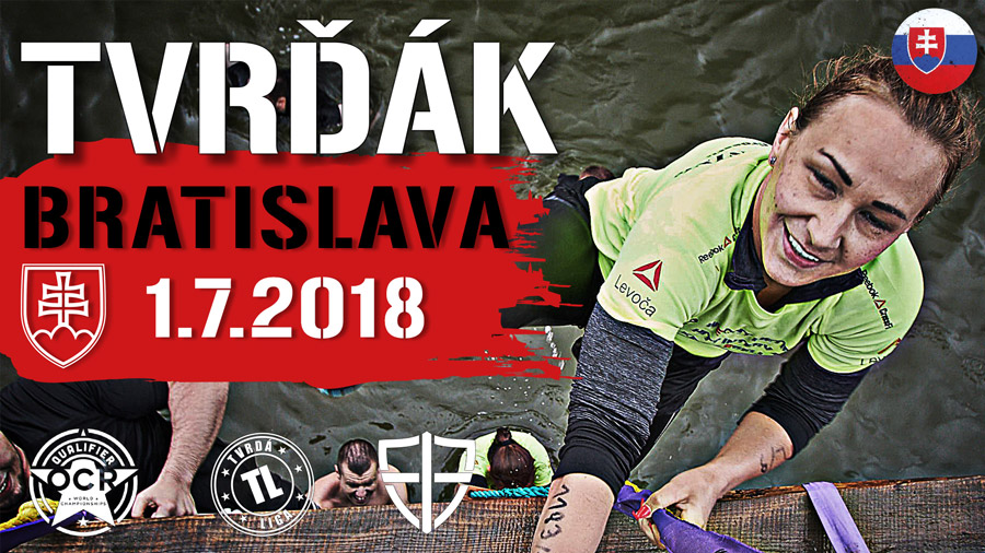 Tvrďák 2018 Bratislava
