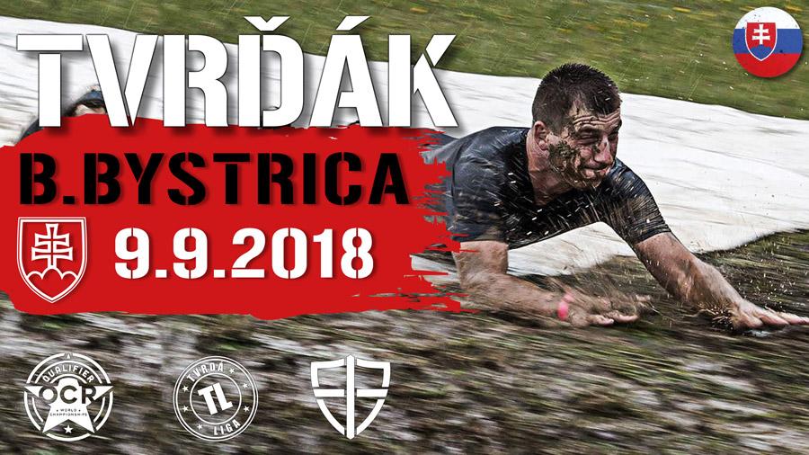 Tvrďák 2018 B.Bystrica