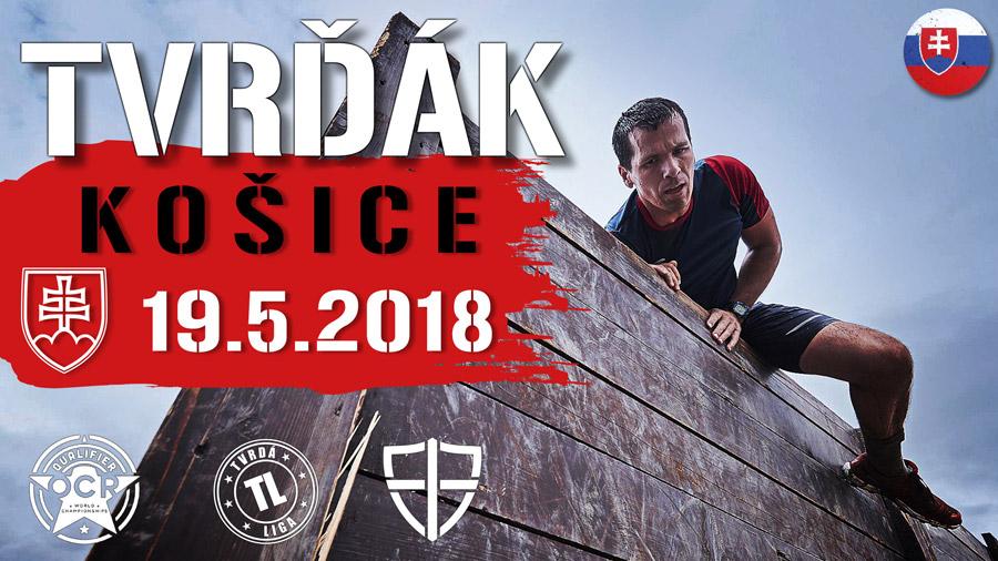 Tvrďák 2018 Košice