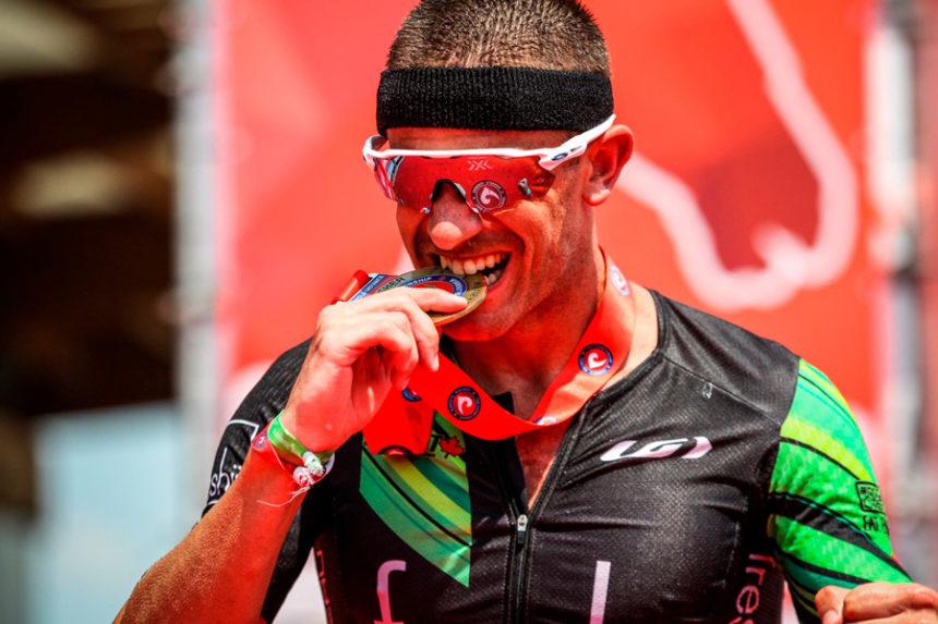 Lionel Sanders, Kanada – triatlonista