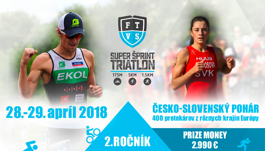 Pozvánka Triatlon 2018