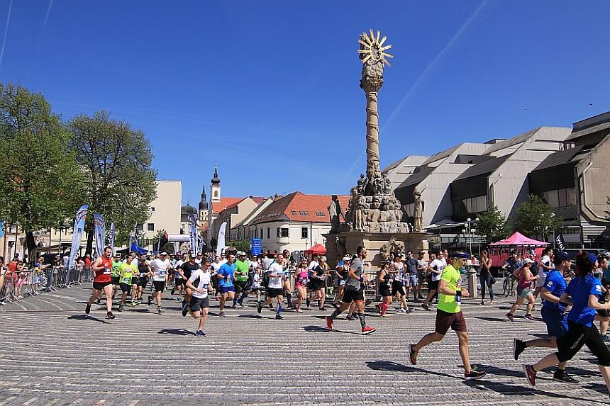 PSA City Run Trnava 2018
