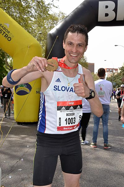 Rock´n´Roll Madrid marathon