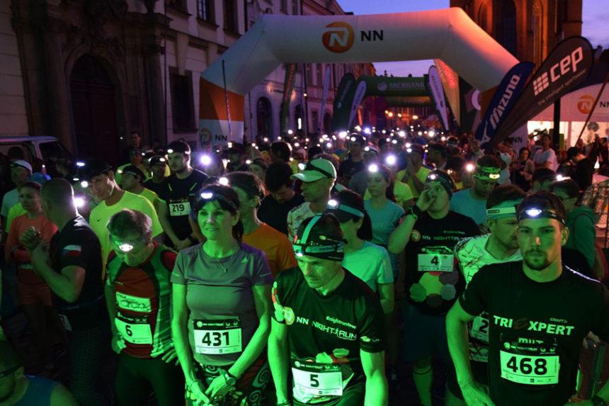 Night Run Hradec Králové 2018