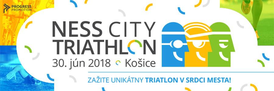NESS CITY TRIATHLON 2018