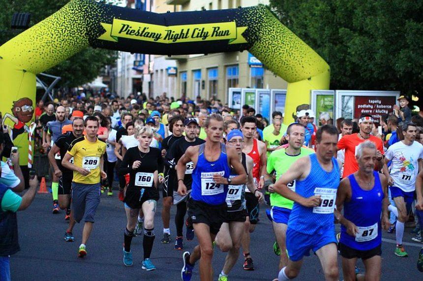 Night City Run Piešťany