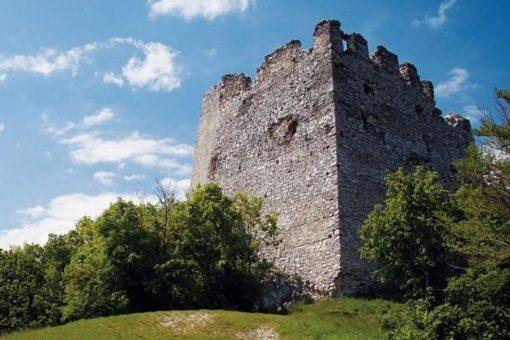 Behu okolo hradu Tematín