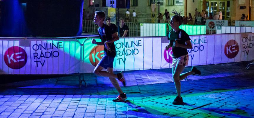 Night Run Košice