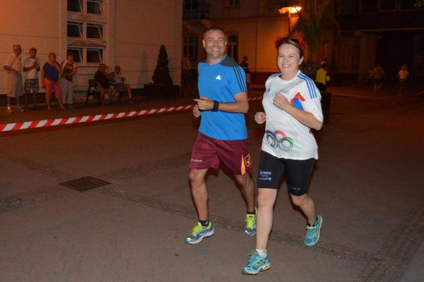 Night Run Trenčianske Teplice