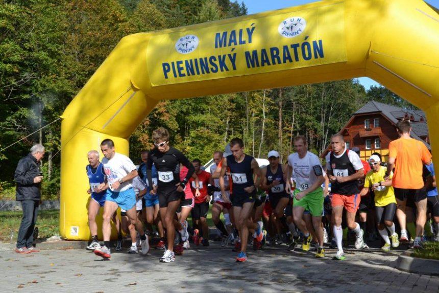 Malý pieninský maratón 2018