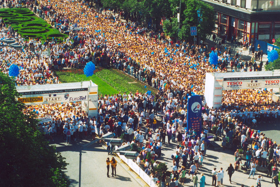 Prsažský Maratón