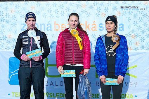 Zimná bežecká séria 2018 - 2019