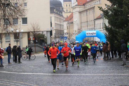 Trnavský novoročný beh - Memoriál Ladislava Kmeča