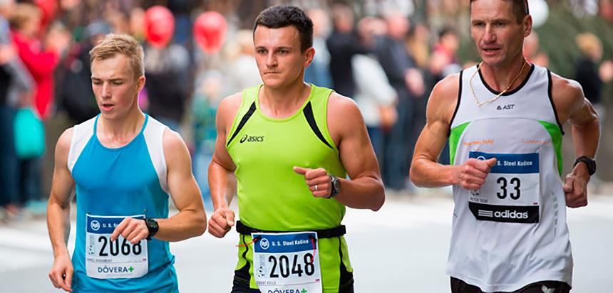 Môj prvý Maratón