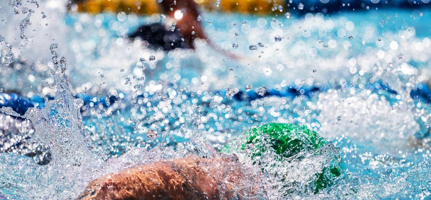 NESS City Triathlon 2019 plávanie