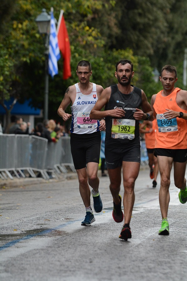 37. Athens Marathon. The Authentic 2019