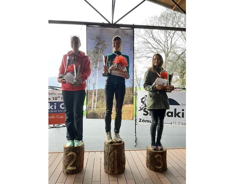 Slaňaki Cup – beh do vrchu Dubník