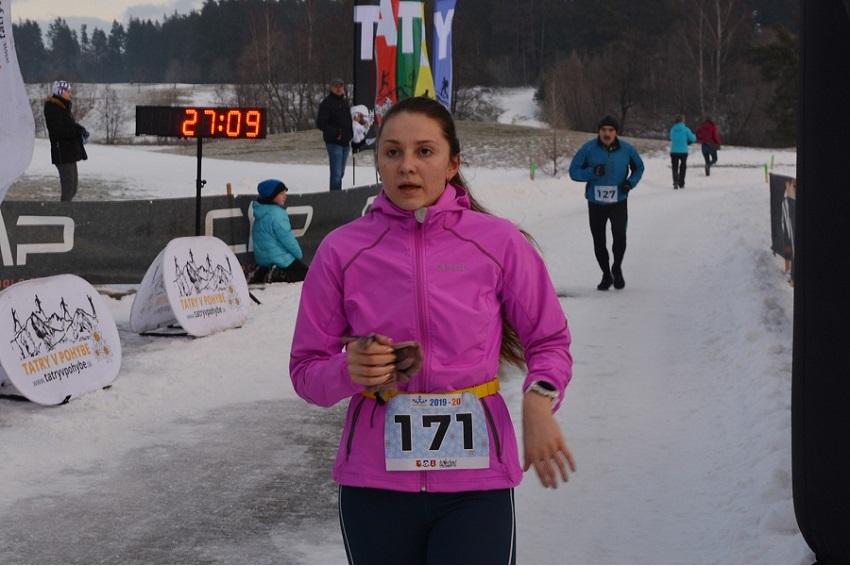 Zimná bežecká séria Sunrise