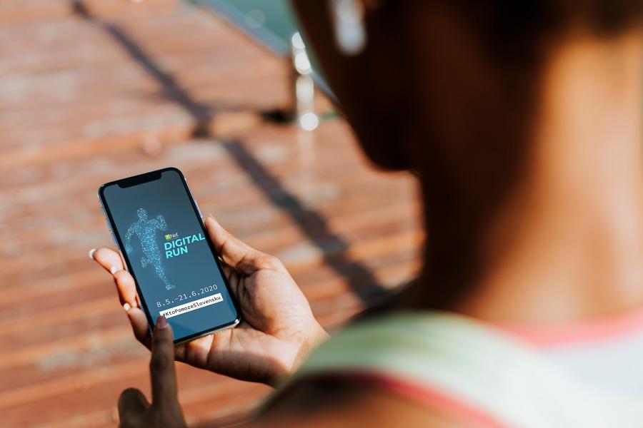 Digital Run app