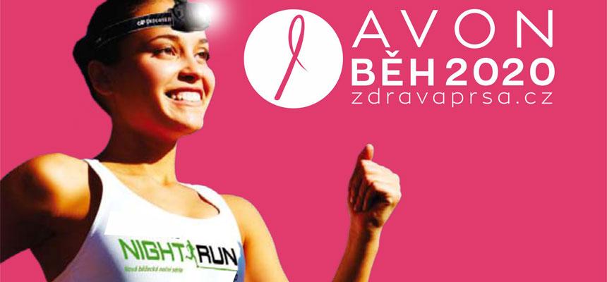 AVON Běh 2020l Liberec