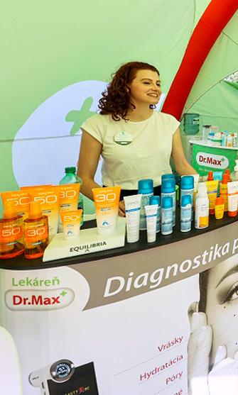 Dr. Max - Starostlivosť v špeciálnom stane