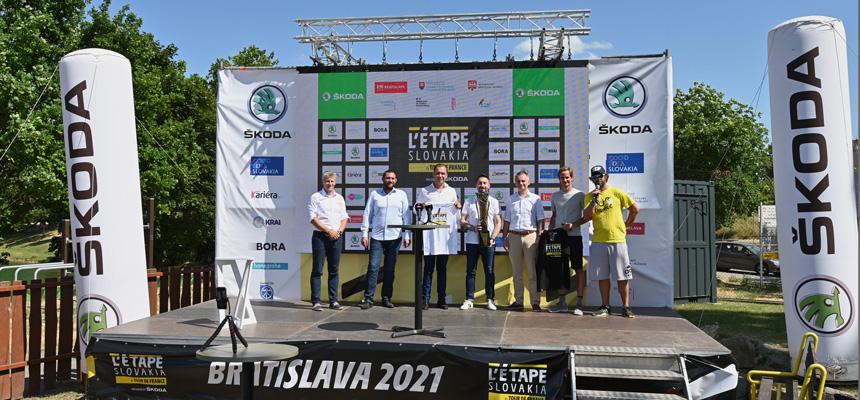 L´Etape Slovakia 2021 - TK
